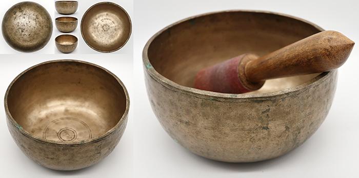 Rare and Exceptionally Versatile Antique Thadobati Singing, Talking & Fountain Bowl