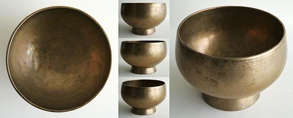 Antique Himalayan Naga Singing Bowl – C & F Notes