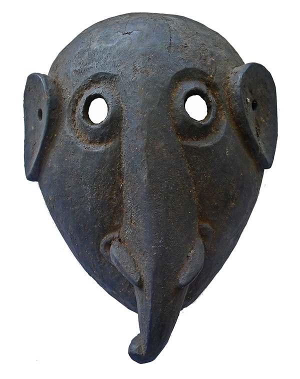 Antique Himalayan Elephant Mask