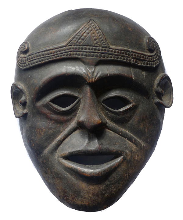 Antique Mask from Timor (Indonesia)