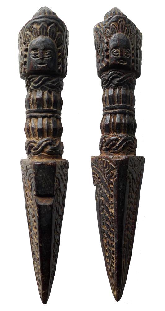 Antique Tibetan Phurba (16cm/6.5 inches)