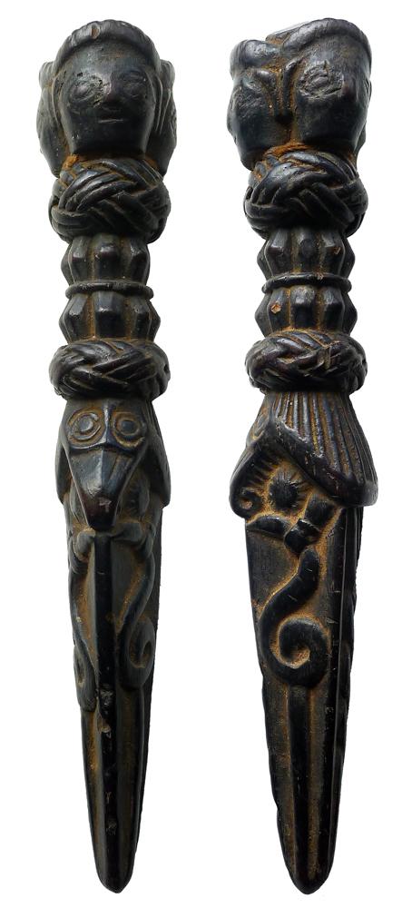 Antique Tibetan Phurba (19cm/7.5 inches)