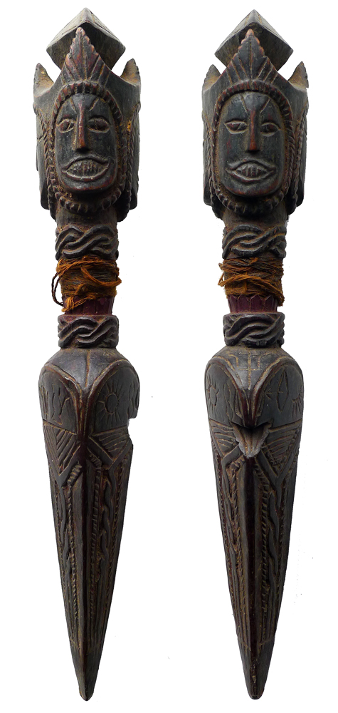 Antique Tibetan Dorje Phurba (24cm/9.5 inches)