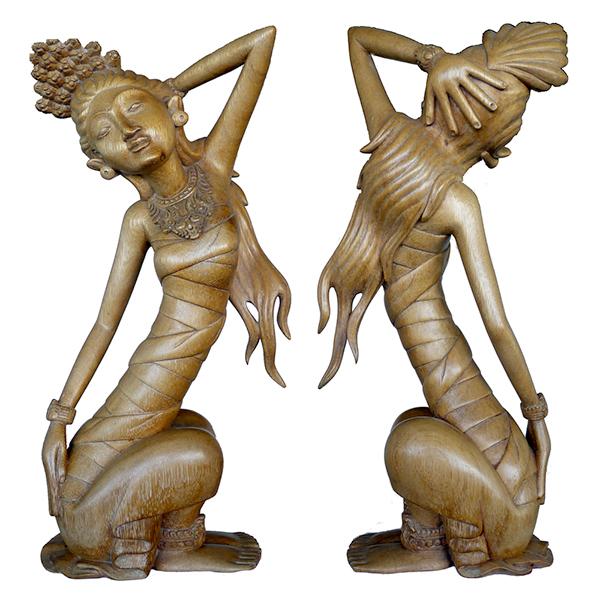 Balinese Dancer (Circa 1950 - 1960)