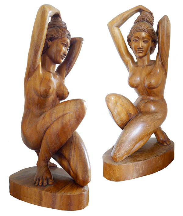 Balinese Female Nude