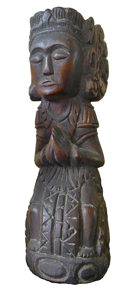 Balinese Rice Goddess Kris Hilt