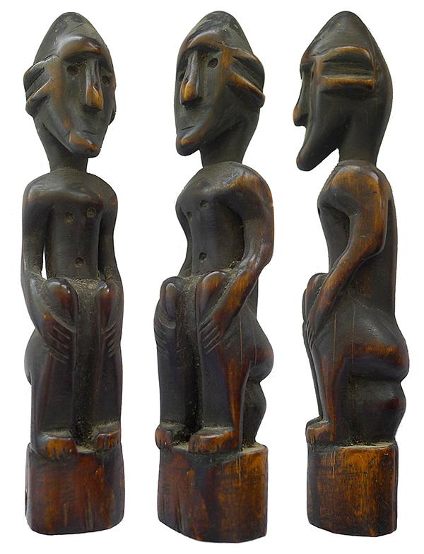 Male Ancestor Figure 19cm (7.5 inches)