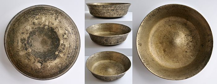 Extremely Rare 17th Century Mounded Altar & Ceremonial Bowl