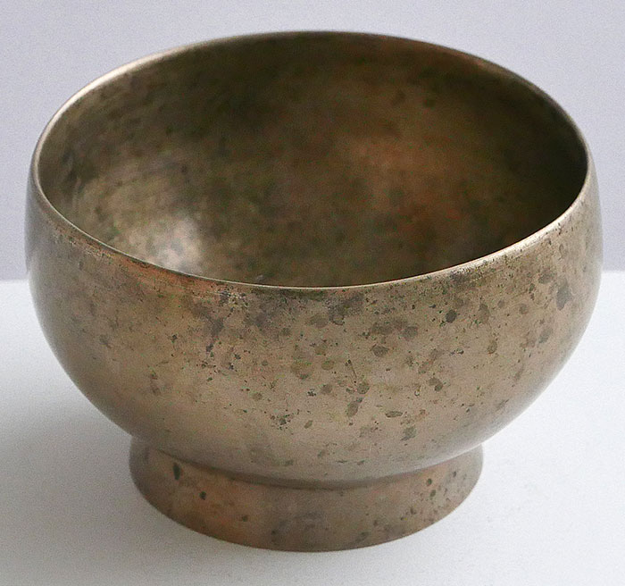 Lovely Small Antique Naga Singing and Healing Bowl – A4 & D6