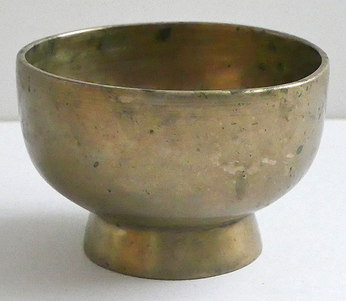 Small Antique Naga Singing and Healing Bowl – C5 & F6