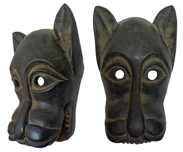 Old Himalayan Tiger Mask