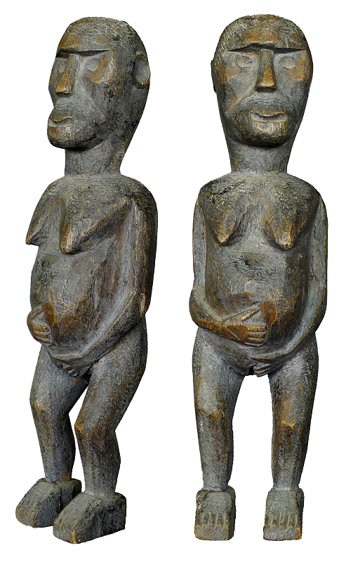 Pregnant Fertility or Ancestor Figure