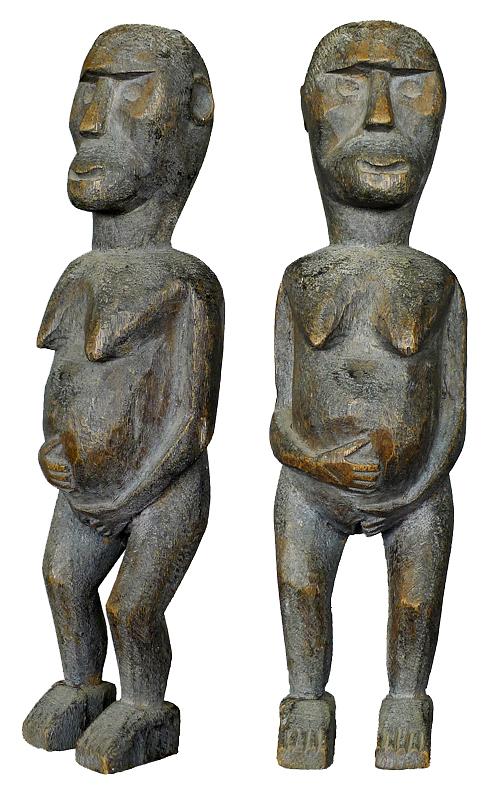 Pregnant Fertility or Ancestor Figure