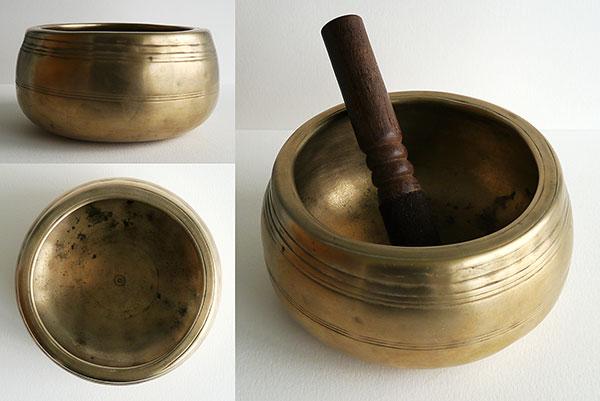 Rare Antique Mani Singing Bowl – Small and Pretty!