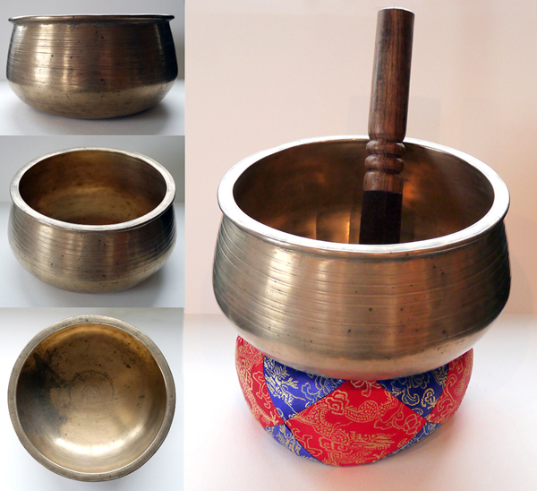 Rare Thadobati Singing Bowl