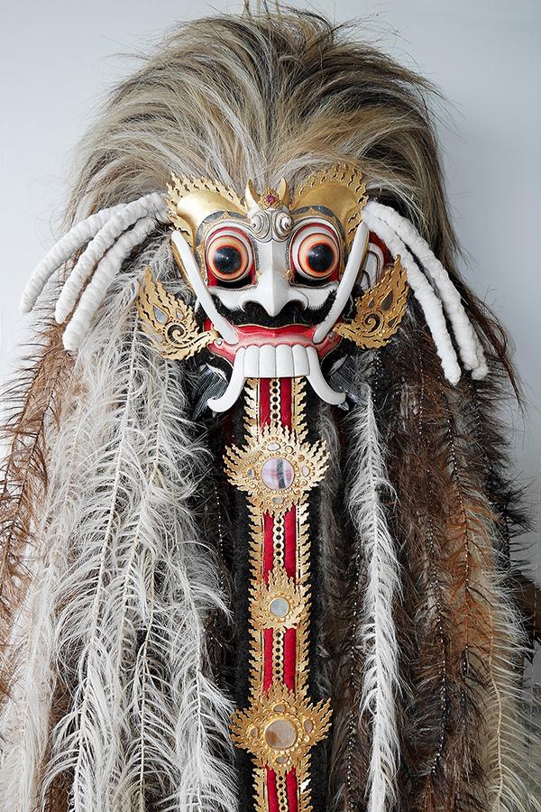 Sacred Rangda Mask