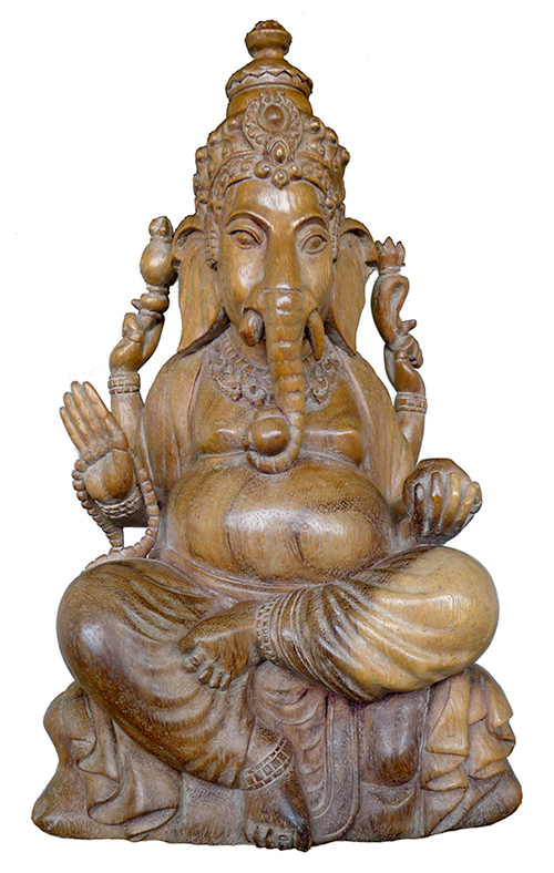 Seated Ganesh (Circa 1990s)