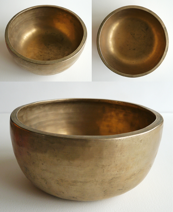 Thadobati Singing Bowl – Concert Pitch, Thick & Heavy!