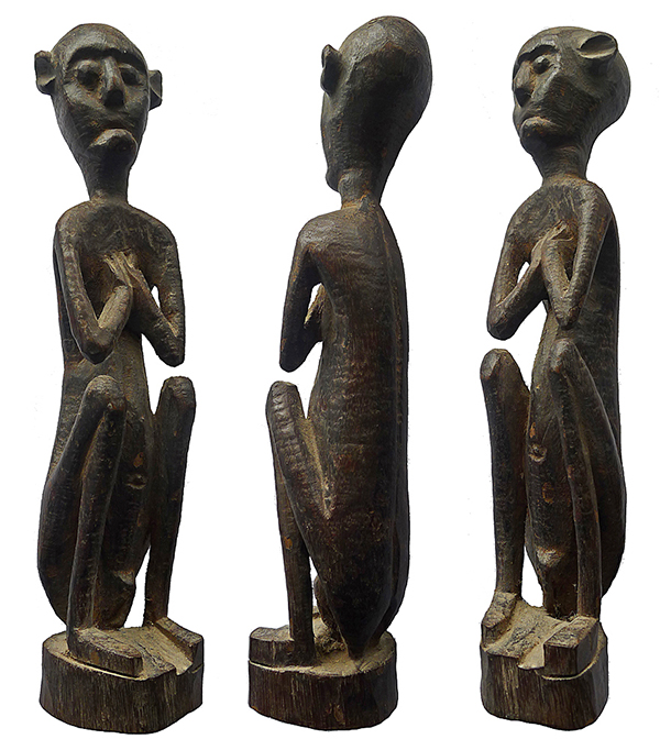 Timor Male Ancestor Figure 25 cm (10.5 inches)