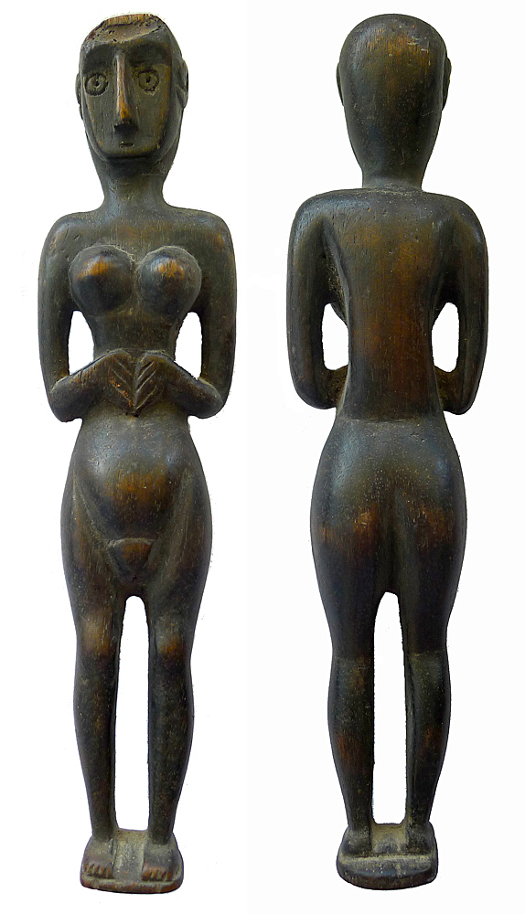 Timor Female Fertility or Ancestor Figure