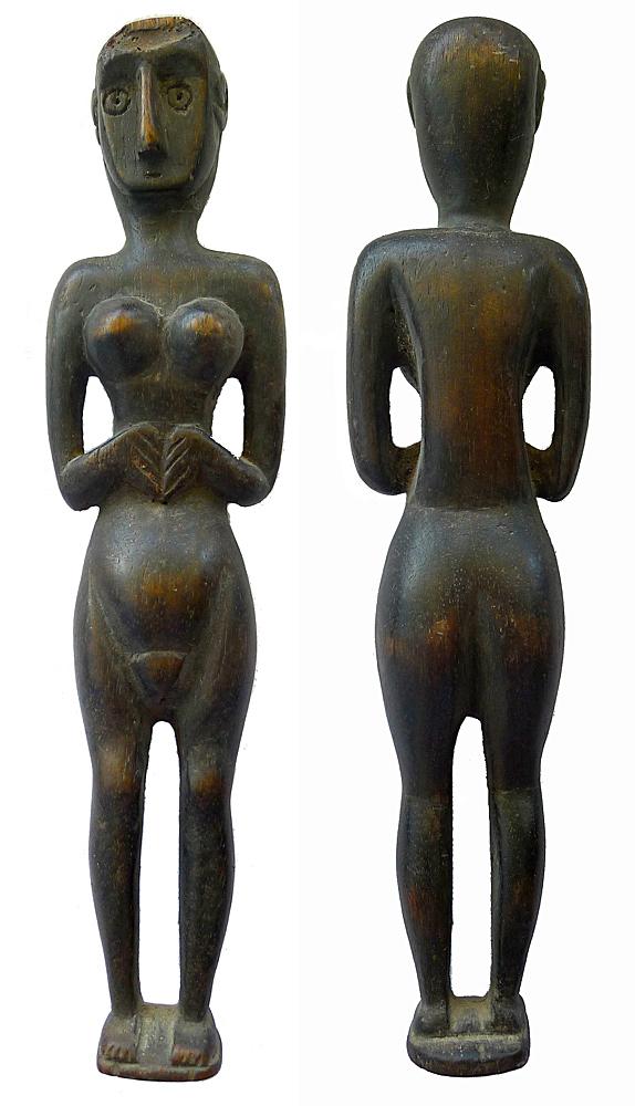 Timor Female Fertility or Ancestor Figure