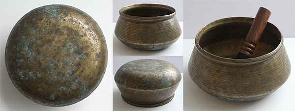 Exceptionally Rare Antique Singing Bowl – F#4 & G4