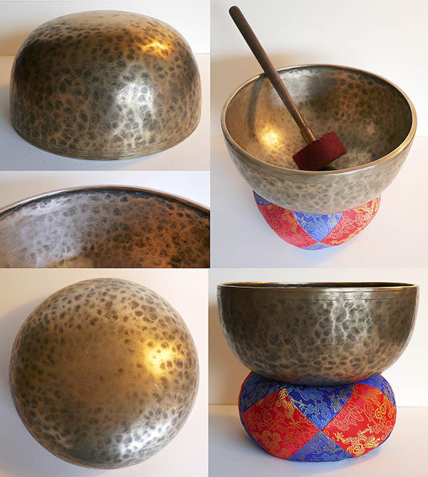 Premium Quality Tibetan Jambati Singing Bowl